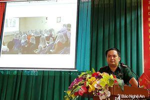 Thông tin các hoạt động trái phép 'Hội thánh Đức Chúa Trời mẹ' cho các bản biên giới