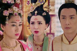 Tập 11 'Thâm cung kế': Phu thê Thái tử âm mưu đẩy Thái Bình công chúa rời khỏi hoàng cung