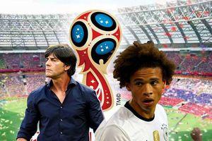 Sane và câu chuyện làm khán giả ở World Cup 2018
