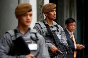 Singapore triển khai các chiến binh Nepal tinh nhuệ bảo vệ thượng đỉnh Mỹ - Triều