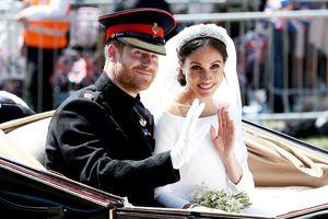 Con gái của Hoàng tử Harry và Meghan Markle sẽ không kế thừa tước hiệu Hoàng gia?