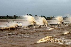 Quảng Ninh kêu gọi tàu thuyền tránh trú bão số 2