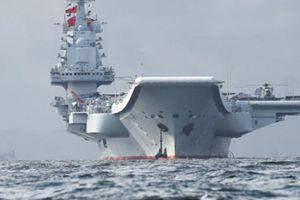 Nhóm tác chiến tàu sân bay đầu tiên của TQ sẵn sàng chiến đấu