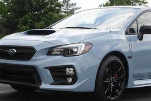 Subaru giới thiệu WRX và WRX STI 2018 phiên bản đặc biệt Series.Gray