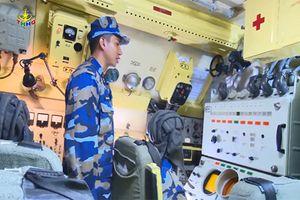 Bất ngờ nội thất trong tổ hợp tên lửa bờ của Việt Nam