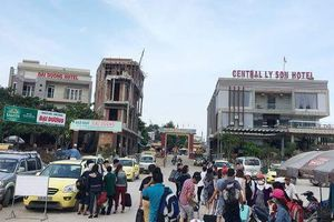 Khách du lịch: Được nợ tiền phòng, hỗ trợ ăn uống trong thời gian mắc kẹt trên đảo Lý Sơn