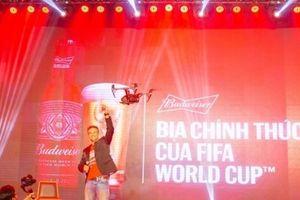 Budweiser chính thức tung chiến dịch cổ động World Cup 2018 tại Việt Nam