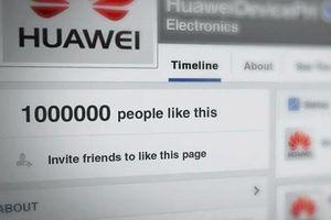 Facebook xác nhận chia sẻ thông tin người dùng với 4 công ty Trung Quốc
