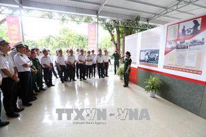 Triển lãm 'Chủ tịch Hồ Chí Minh với phong trào thi đua yêu nước'