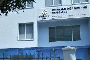 Bổ nhiệm vợ làm trưởng phòng, Giám đốc điện lực Kiên Giang mất chức