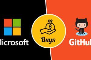Microsoft chi 7,5 tỷ USD thâu tóm mã nguồn mở GitHub