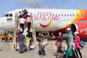 Đưa vào hoạt động đường bay thẳng Cần Thơ – Bangkok