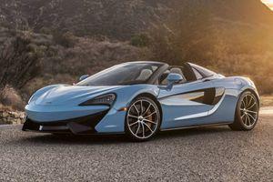 Mclaren đạt cột mốc 15.000 xe sau 7 năm sản xuất siêu xe