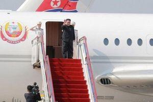 Chuyên cơ của Kim Jong Un và thách thức bay 5.000 km tới Singapore