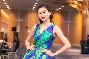 Thanh Hằng diện váy công chúa lộng lẫy trong buổi casting The Face