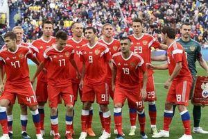 Bảng xếp hạng FIFA tháng 6: Nga là đội yếu nhất World Cup 2018