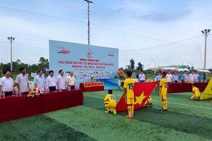 Khai mạc VCK Press Cup 2018
