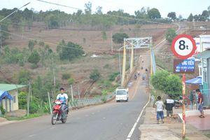 Gia Lai: Lo sợ đi qua các cây cầu ở TP Pleiku