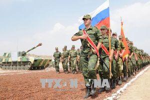 Hàng nghìn binh sĩ Nga sẽ tham gia tập trận chung tại Kyrgyzstan