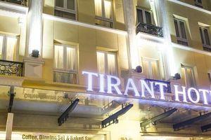 Khách sạn Tirant ngang nhiên hoạt động khi vi phạm PCCC