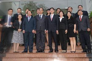 Đoàn Viện KSND tỉnh Quảng Đông Trung Quốc thăm và làm việc tại TP.HCM