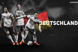 Đức vẫn là số 1 thế giới trước World Cup 2018, Việt Nam chưa vào được top 100