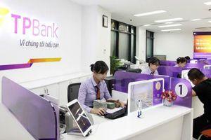 5 công ty đăng ký gom hơn 17 triệu cổ phiếu TPBank