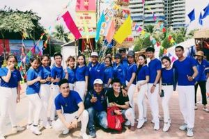 Đội flashmob Ngũ Hành Sơn sẽ 'vẽ' Đà Nẵng bằng những vũ điệu trẻ trong đêm 9/6