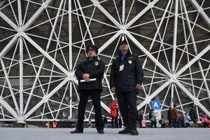 Chủ tịch FIFA tự tin về công tác an ninh và chống phân biệt đối xử tại Nga