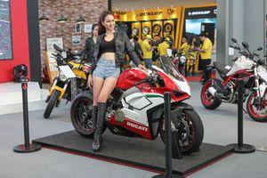 Ducati Panigale V4 chính hãng có giá khởi điểm từ 746 triệu đồng