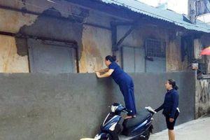 Hà Nội: UBND quận Long Biên phản hồi về việc dân tố bị bịt lối đi