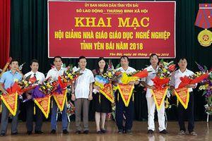Hội giảng nhà giáo giáo dục nghề nghiệp tỉnh Yên Bái năm 2018