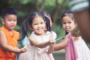 5 lợi ích khi trẻ tham gia trại hè