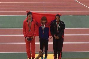 Vượt VĐV của Trung Quốc, Ngọc Hà giành HCV giải trẻ châu Á