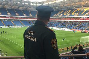 Nga sẵn sàng loại bỏ mối đe dọa an ninh với World Cup