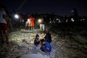 Nổ lớn rung chuyển thủ đô Iraq làm hơn 100 người thương vong