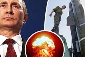Putin nắn gân phương Tây bằng 'vũ khí địa ngục'