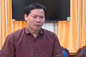 Nguyên Giám đốc BVĐK tỉnh Hòa Bình Trương Quý Dương đã về Việt Nam, đang ở Hà Nội