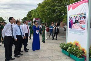TP Hồ Chí Minh tích cực thực hiện Lời kêu gọi thi đua ái quốc của Bác Hồ