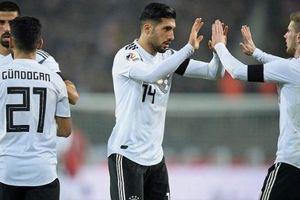 00h30 ngày 09/06, Đức vs Saudi Arabia: Thuốc thử cuối cùng