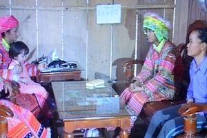 Nữ Bí thư chi bộ người Mông dân yêu, dân quý