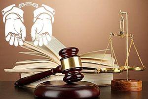 Nguyên 4 cán bộ thi hành án nhận 18 năm tù do tham ô tài sản