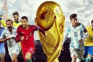 VTV chính thức đạt được thỏa thuận về bản quyền World Cup