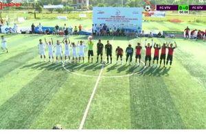 TRỰC TIẾP vòng chung kết Presscup 2018: Cuộc chiến giữa VTV - Đài PTTH Sóc Trăng