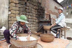 Nguy cơ mất an toàn thực phẩm ở làng nghề