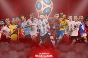 Chính thức: VTV sở hữu bản quyền World Cup 2018