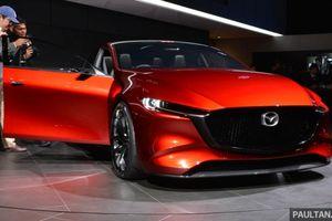 Ngắm vẻ dữ dằn đến tinh tế của mẫu Mazda3 2019 sắp ra mắt