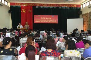 CĐ Viên chức tỉnh Lào Cai tập huấn nghiệp vụ CĐ