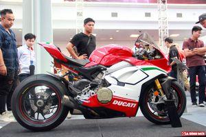 Nhờ Ducati, triển lãm Vietnam AutoExpo 2018 bớt 'nhạt'