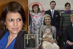 Em gái Nữ hoàng Hà Lan treo cổ tại nhà riêng: Đã từng viết luận văn đại học về tự tử